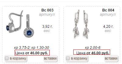 Ошибка в округлении цен
