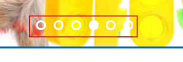 Контрастность элементов сайта