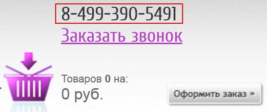 Разные номера телефонов