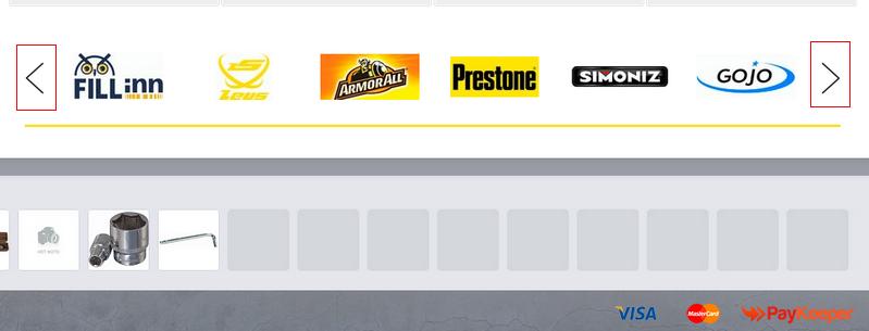 Ошибка в работе прокрутки логотипов
